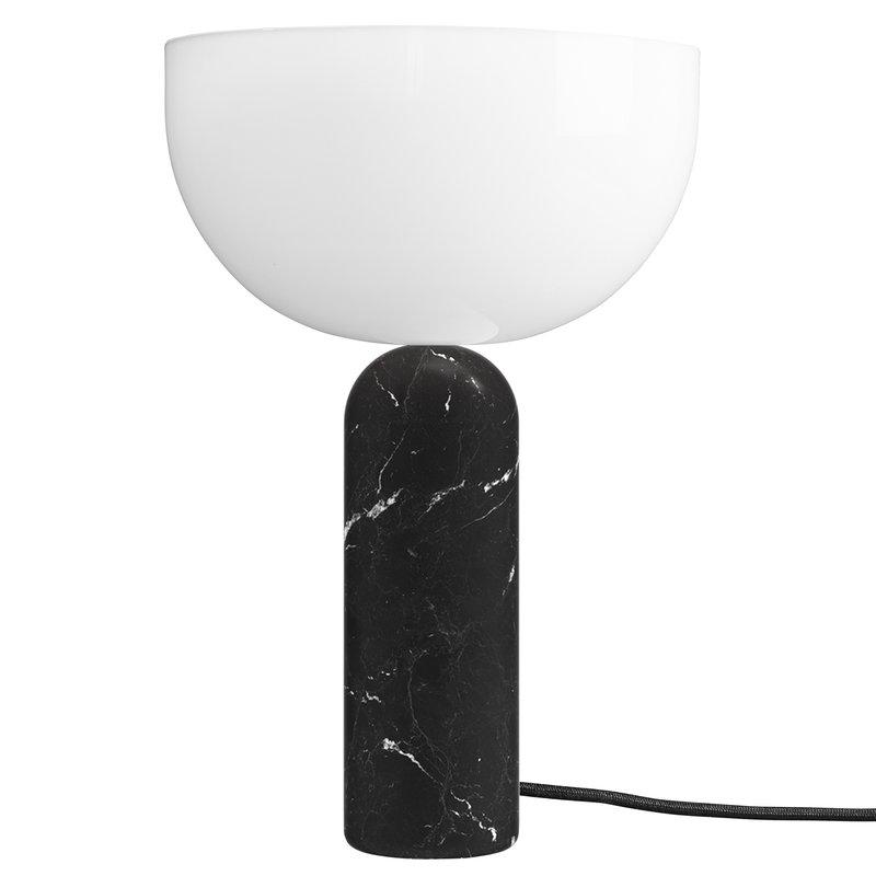 New works kizu table lamp large black marble finnish design shop new works kizu table lamp large black marble aloadofball Gallery