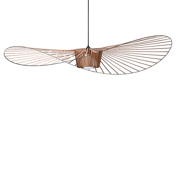 Petite Friture Vertigo pendant, large, copper