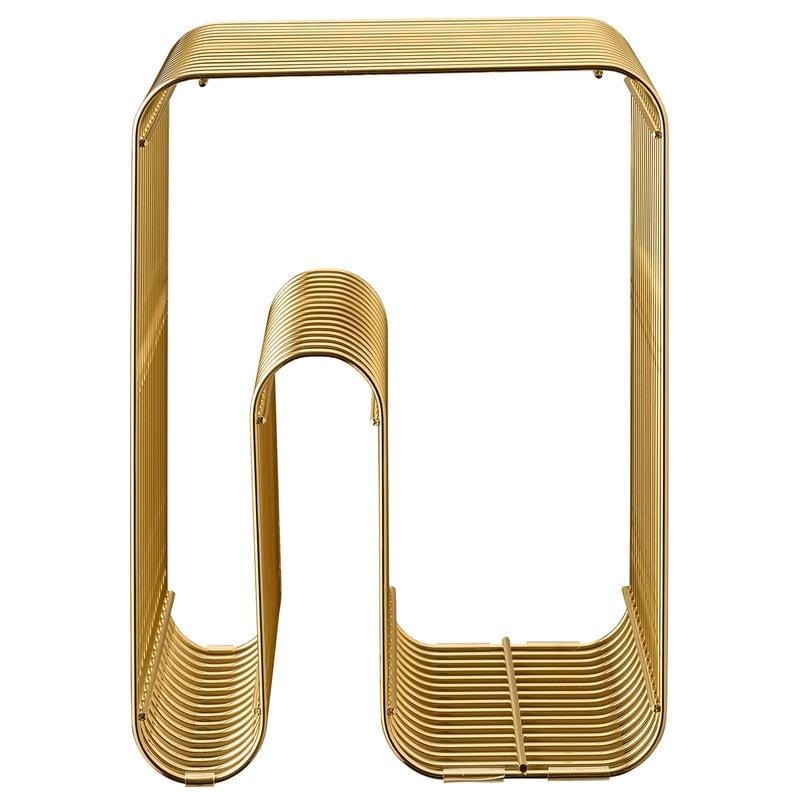 AYTM Sgabello Curva, oro