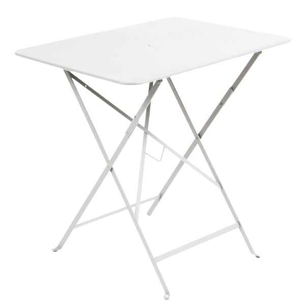 Fermob Bistro pöytä 77 x 57 cm, cotton white