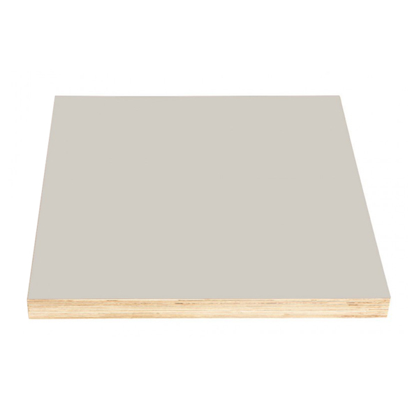 Kotonadesign Kotona noteboard small square, grey