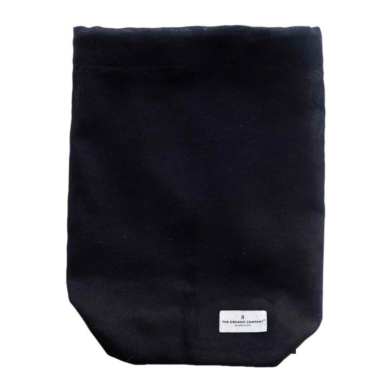 The Organic Company All Purpose Bag, black