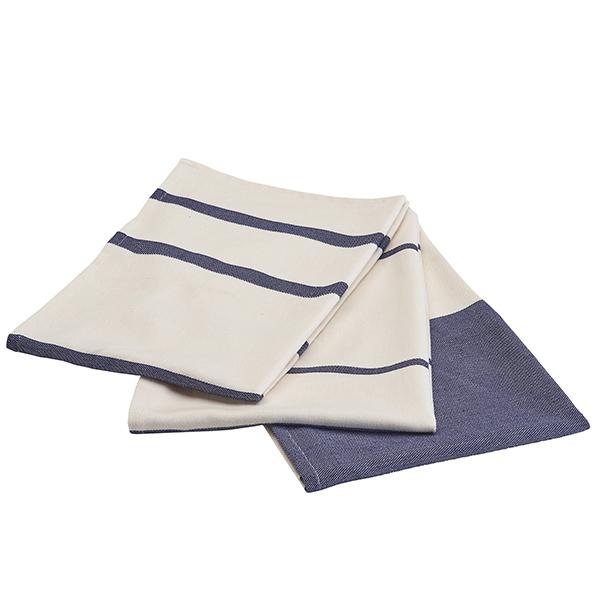 Skagerak Stripes tea towels, 3-pack