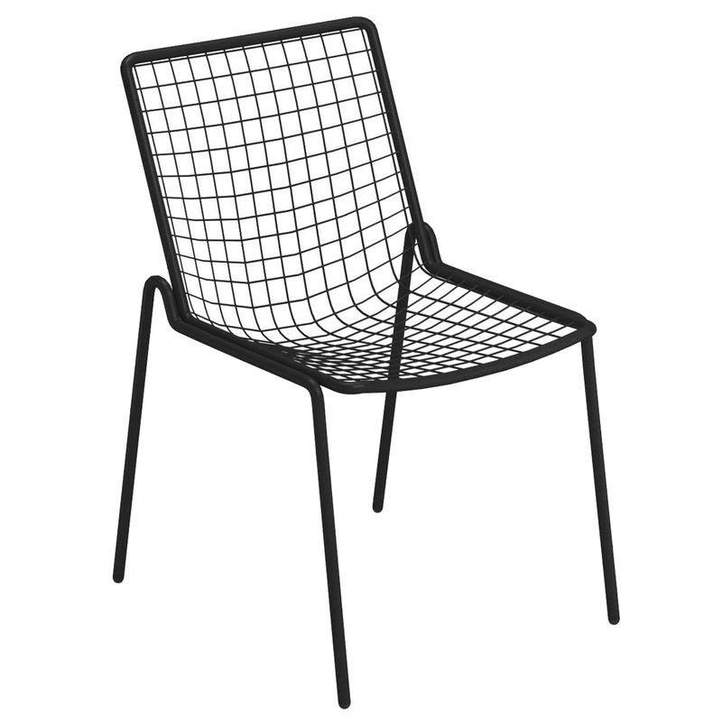 Emu Rio chair, black