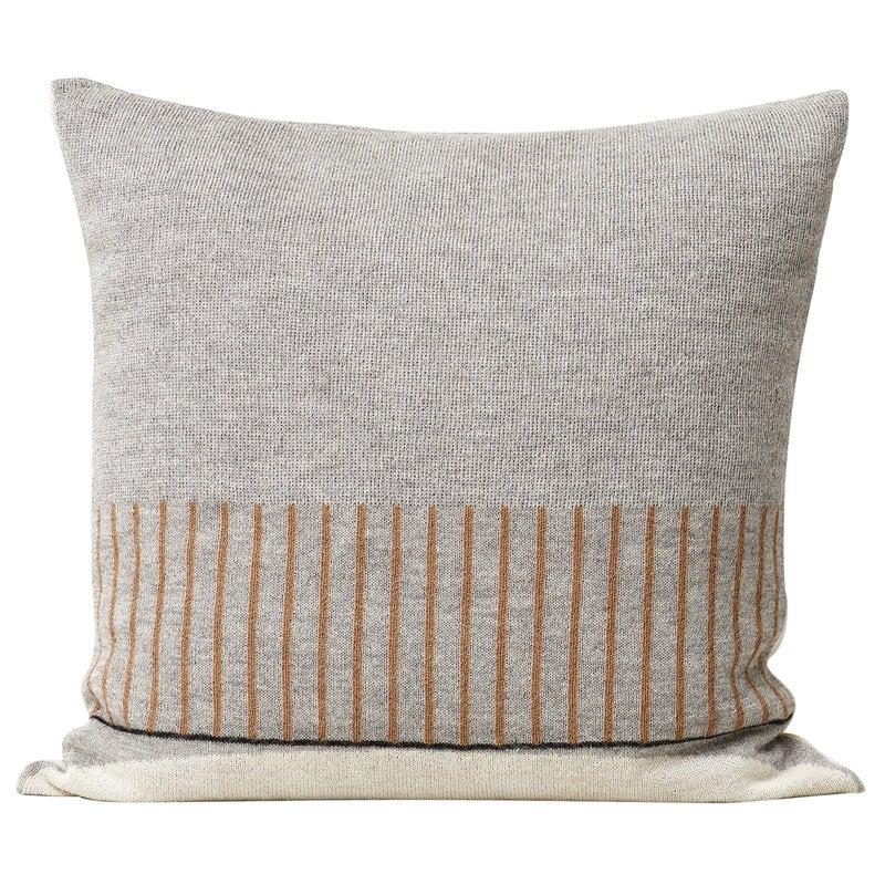 Form & Refine Aymara tyyny 52 x 52 cm, kuosi Grey
