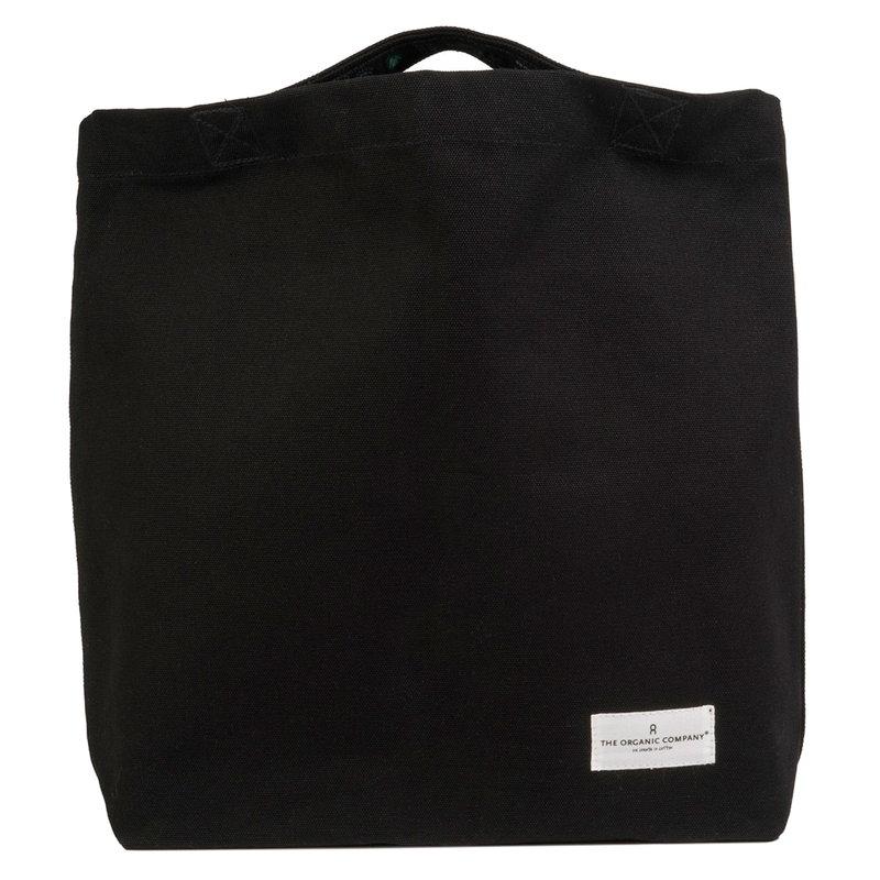 The Organic Company My Organic Bag, black