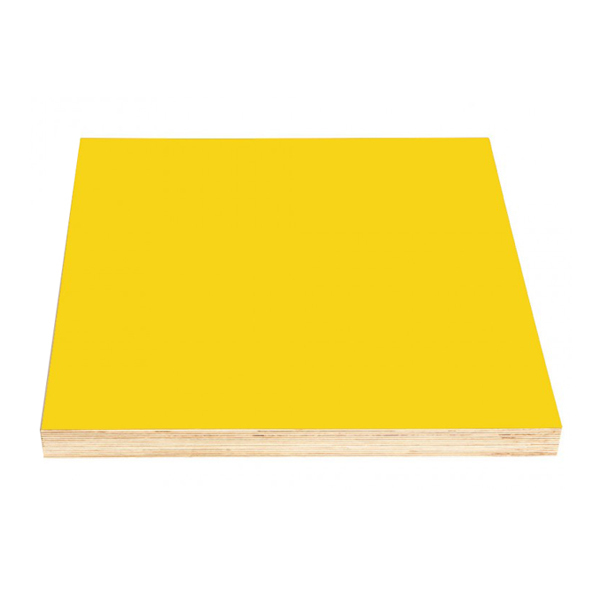 Kotonadesign Kotona noteboard small square, yellow