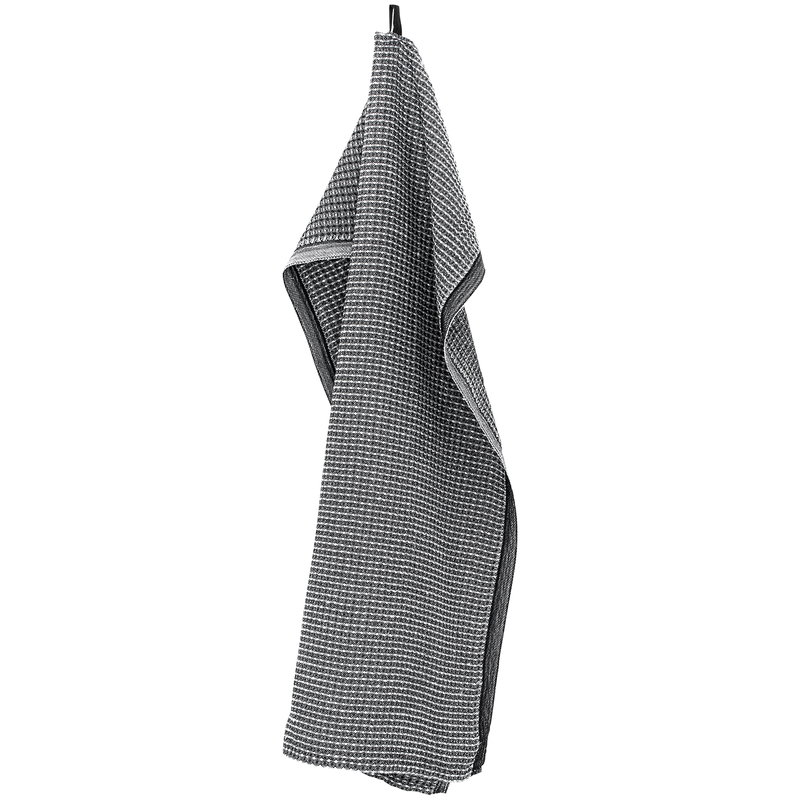 Lapuan Kankurit Maija tea towel, black - white