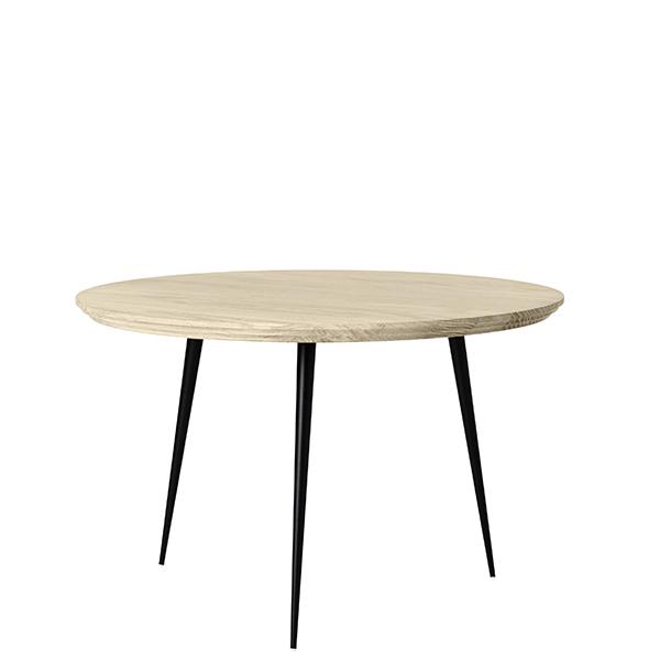Mater Disc sivupöytä, pieni, saippuoitu tammi