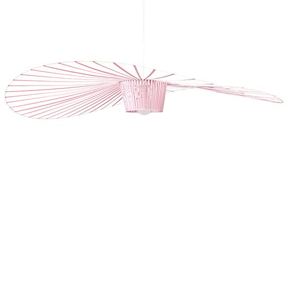 Petite Friture Vertigo pendant, large, light pink