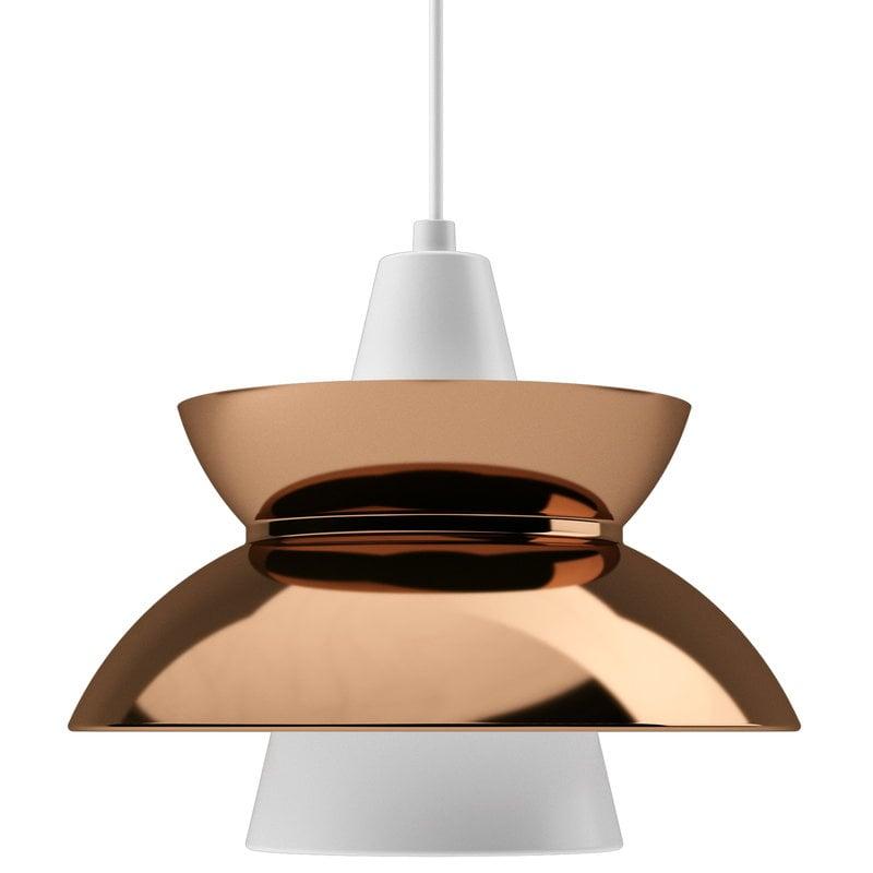 louis poulsen doo wop pendant copper finnish design shop. Black Bedroom Furniture Sets. Home Design Ideas