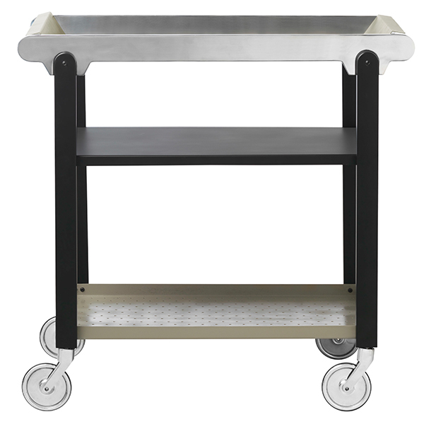 By Lassen Anoon serving trolley