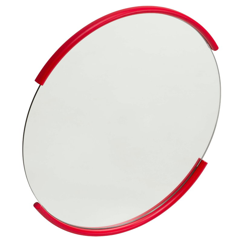 Ariake Split mirror, large, red
