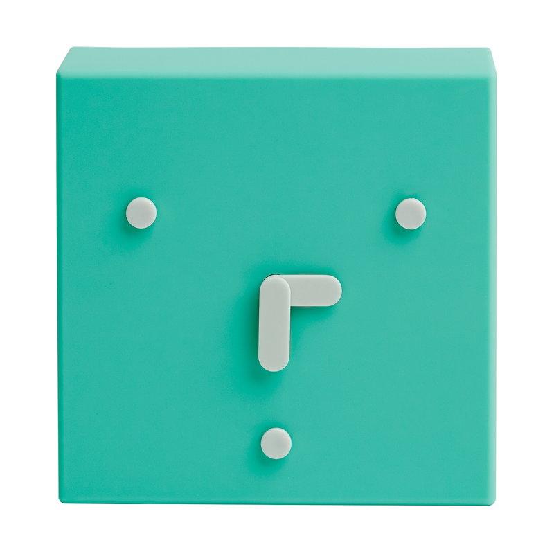 EO Face Clock 2-6-10, mint