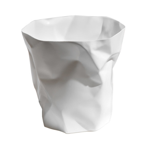 Essey Bin Bin wastebasket, white