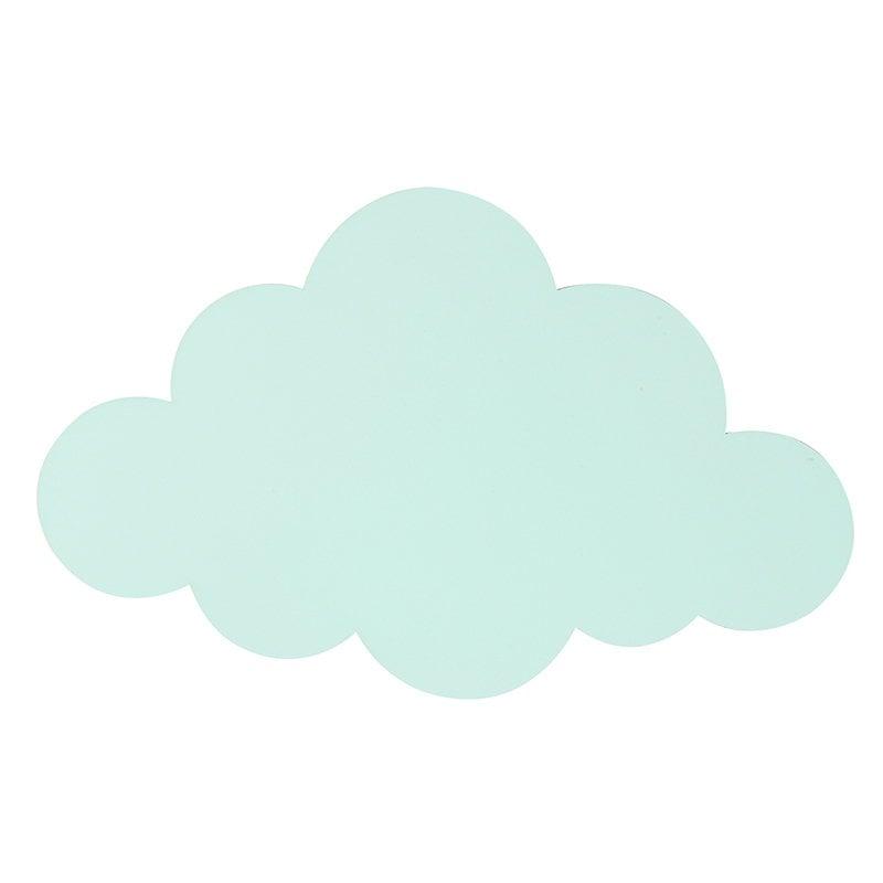 Ferm Living Cloud wall lamp, mint