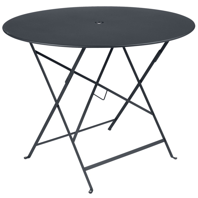 Fermob Bistro pöytä 96 cm, anthracite