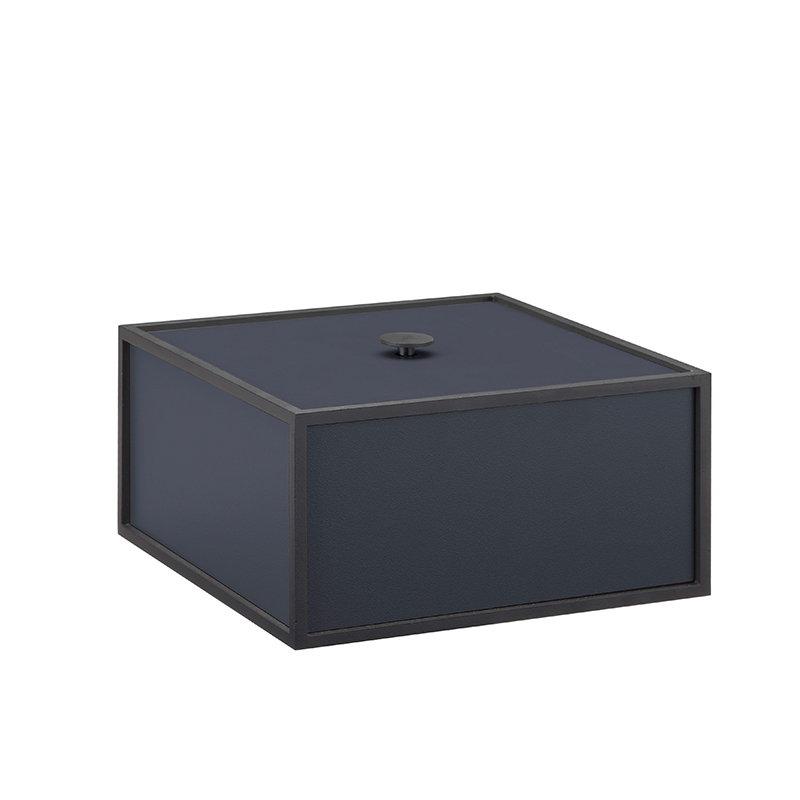 By Lassen Frame 20 laatikko, tummansininen