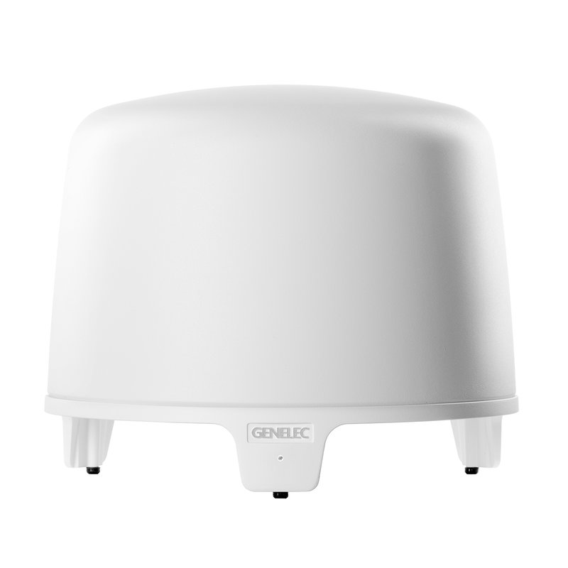 Genelec F One (B) active subwoofer, white
