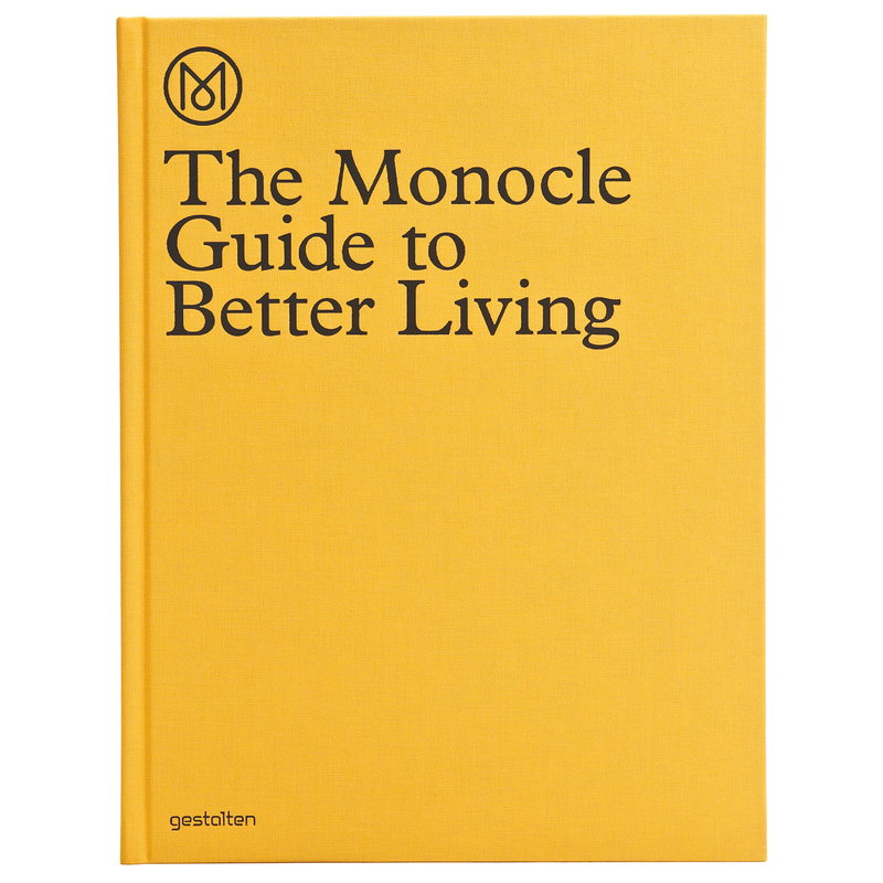 Gestalten The Monocle Guide to Better Living