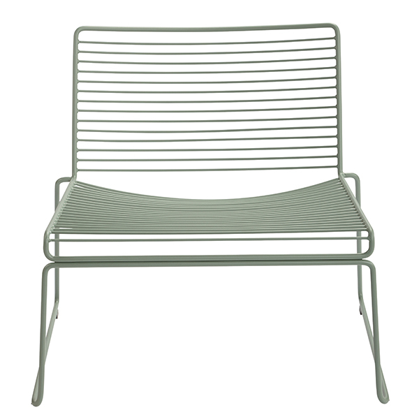 Hay Hee lounge chair, fall green