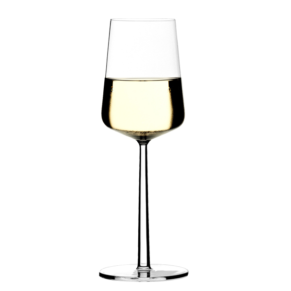 Iittala Essence white wine glass, set of 2