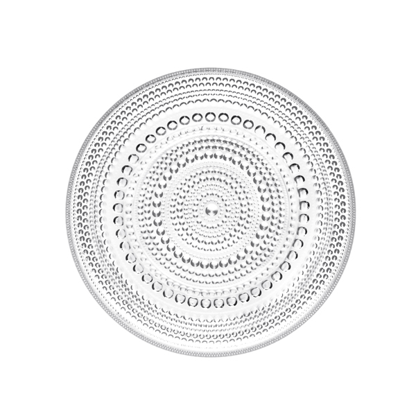 Iittala Kastehelmi lautanen 170 mm, kirkas