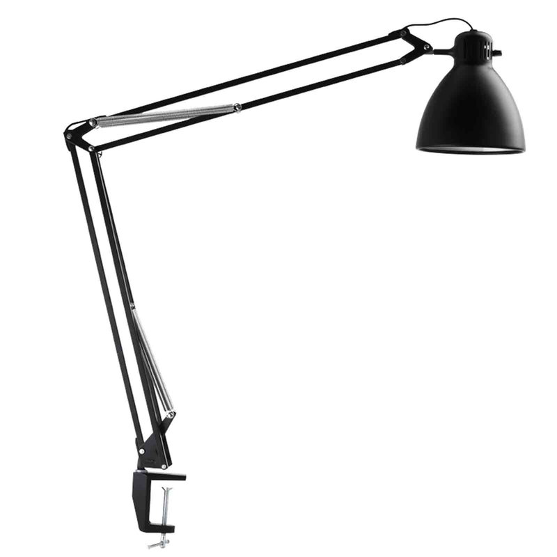 Luxo L-1 LED pöytävalaisin, musta