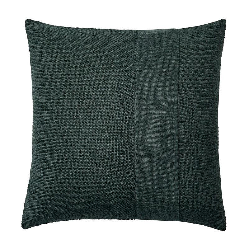 Muuto Layer tyyny 50 x 50 cm, tummanvihreä