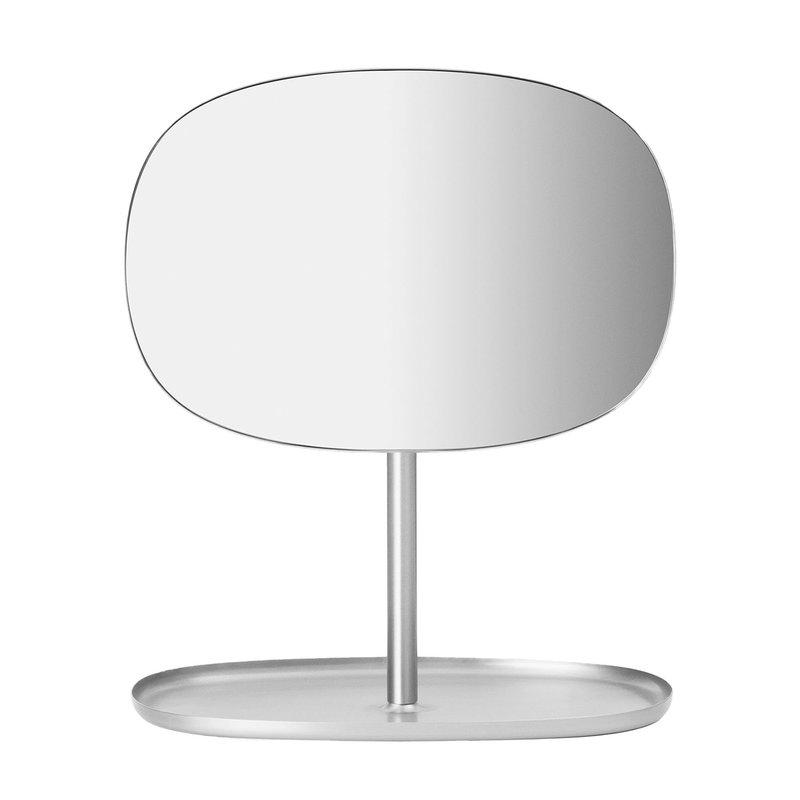 Normann Copenhagen Flip mirror, matte steel