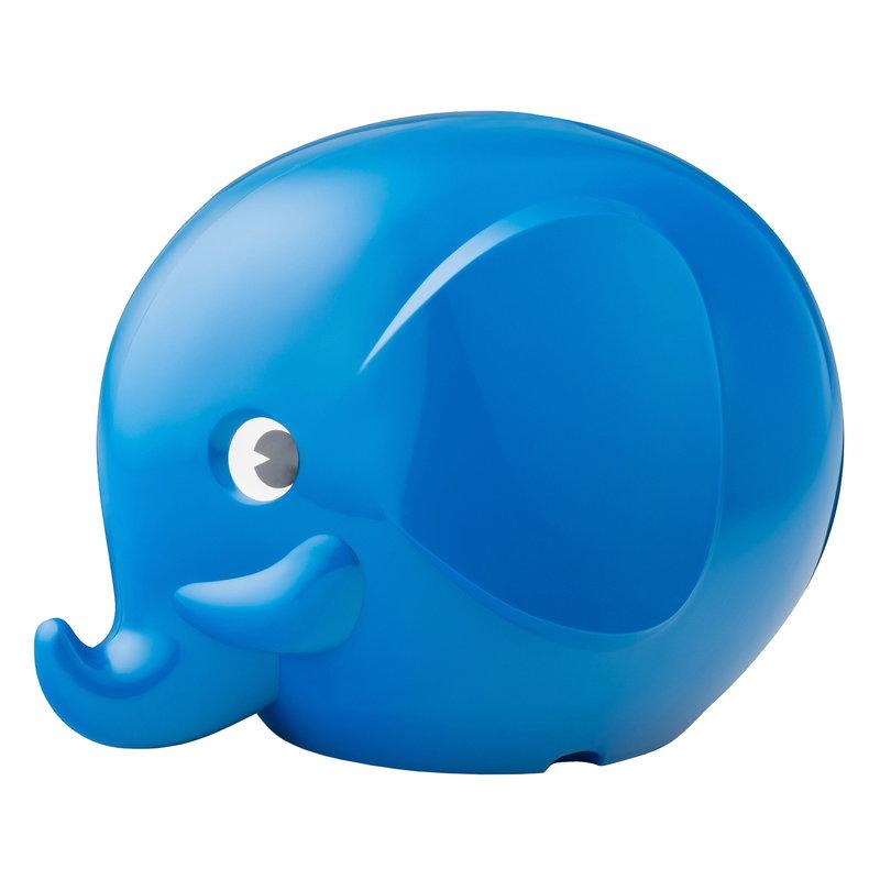 Palaset Salvadanaio Maxi Elephant, blu