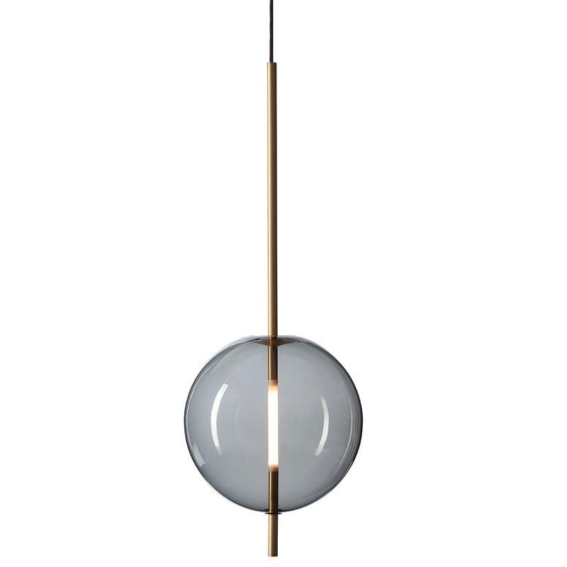 Pholc Lampada a sospensione Kandinsky 30, grigio affumicato