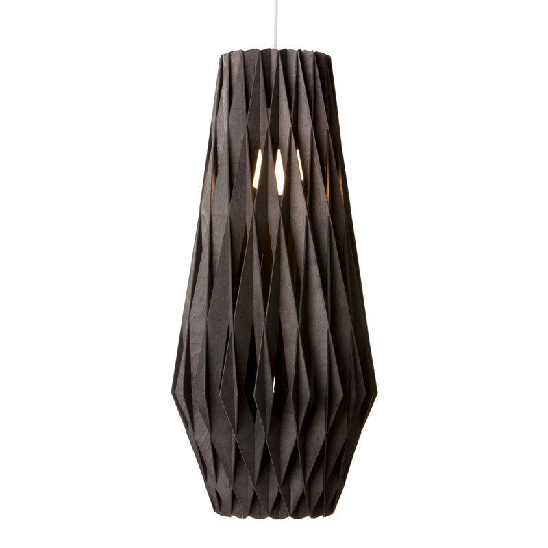 Showroom Finland Pilke 30/70 pendant, black
