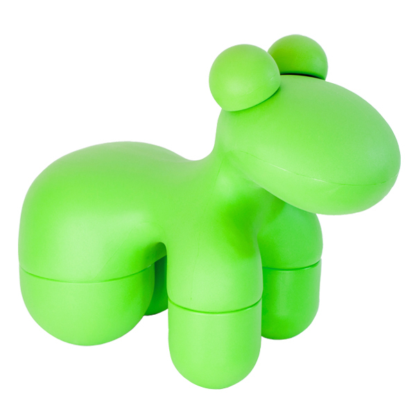 Studio Eero Aarnio Mini Pony chair, green
