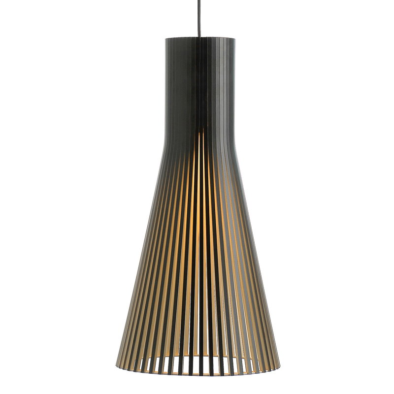 Secto Design Secto 4200 pendant 60 cm, black