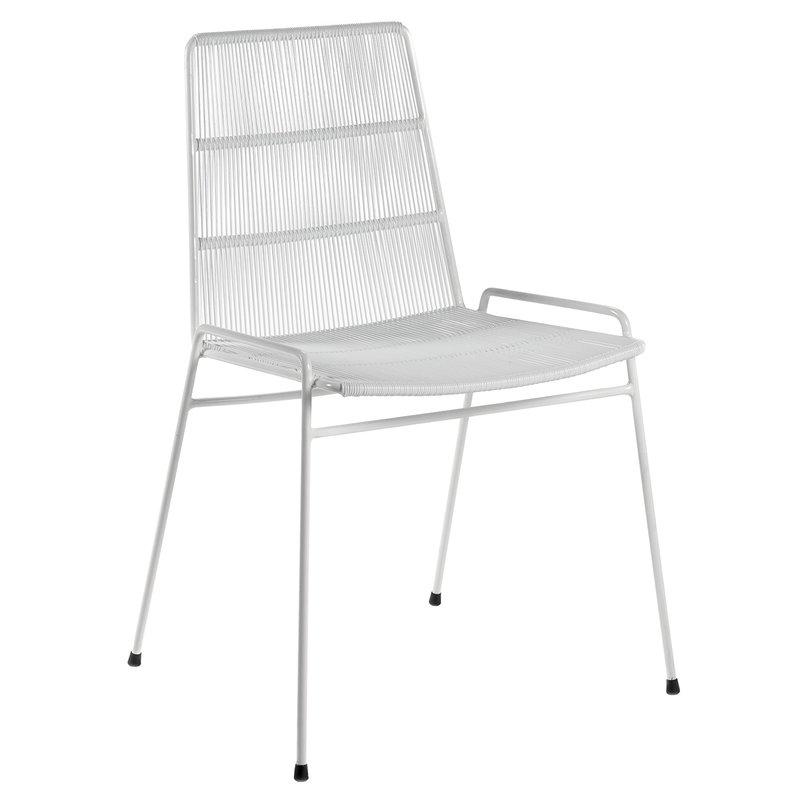 Serax Abaco chair, white