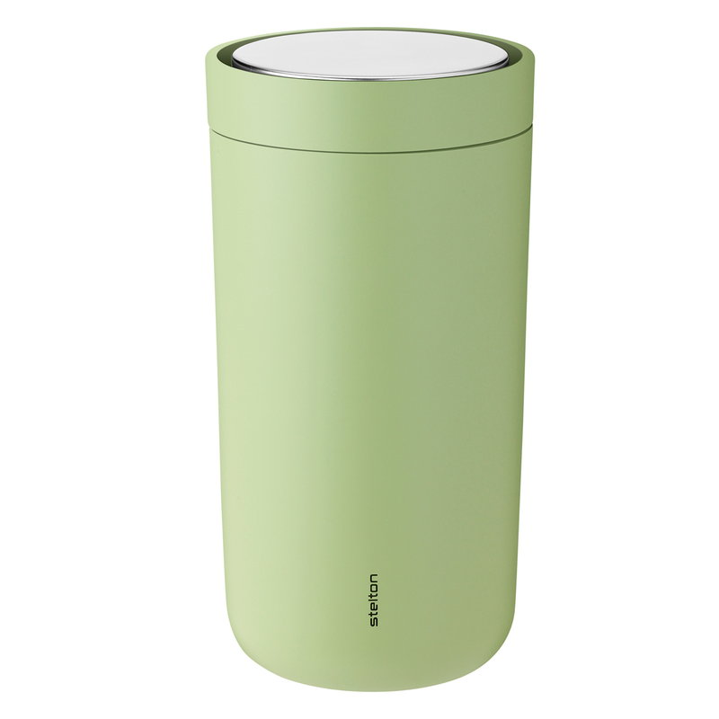 Stelton To Go Click thermo cup, soft green