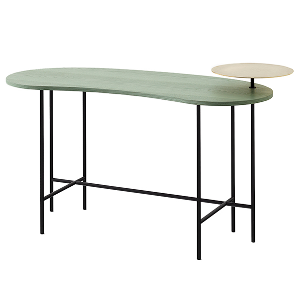&Tradition Palette JH9 desk, green