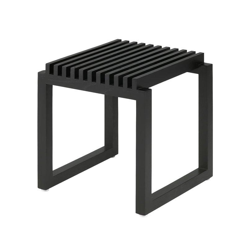 Skagerak Cutter stool, black