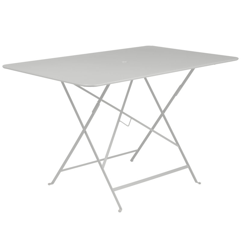 Fermob Bistro pöytä 117 x 77 cm, steel grey