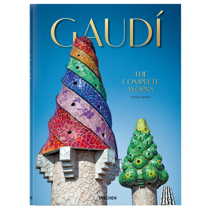 Taschen Gaudi: The Complete Works