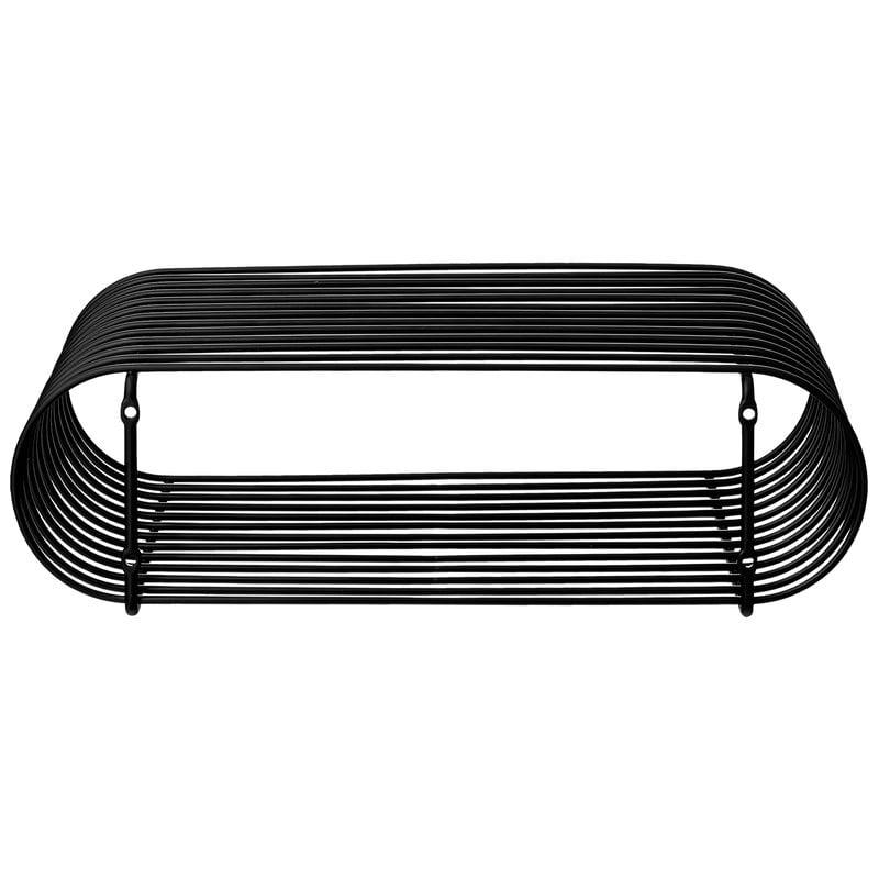 AYTM Curva shelf, black