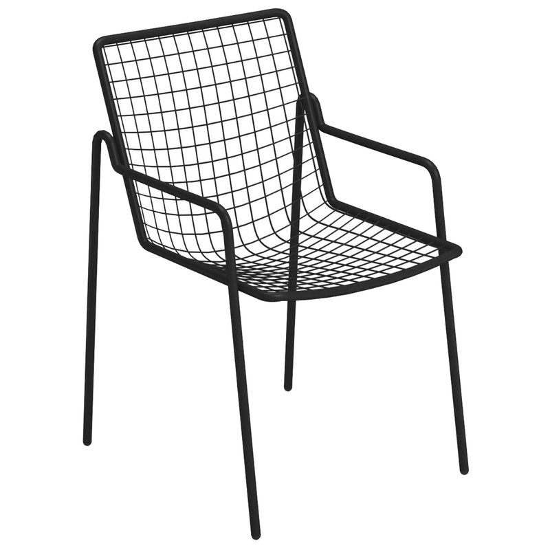 Emu Rio armchair, black