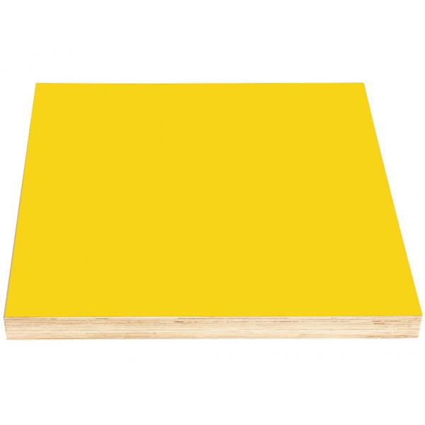Kotonadesign Muistitaulu iso neliö, keltainen