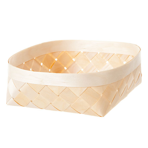 Verso Design Viilu bread basket, L