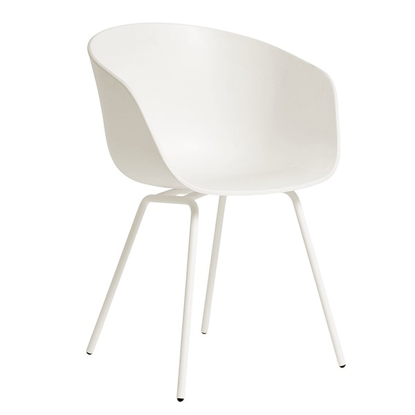 Hay About A Chair AAC26 tuoli, cream white