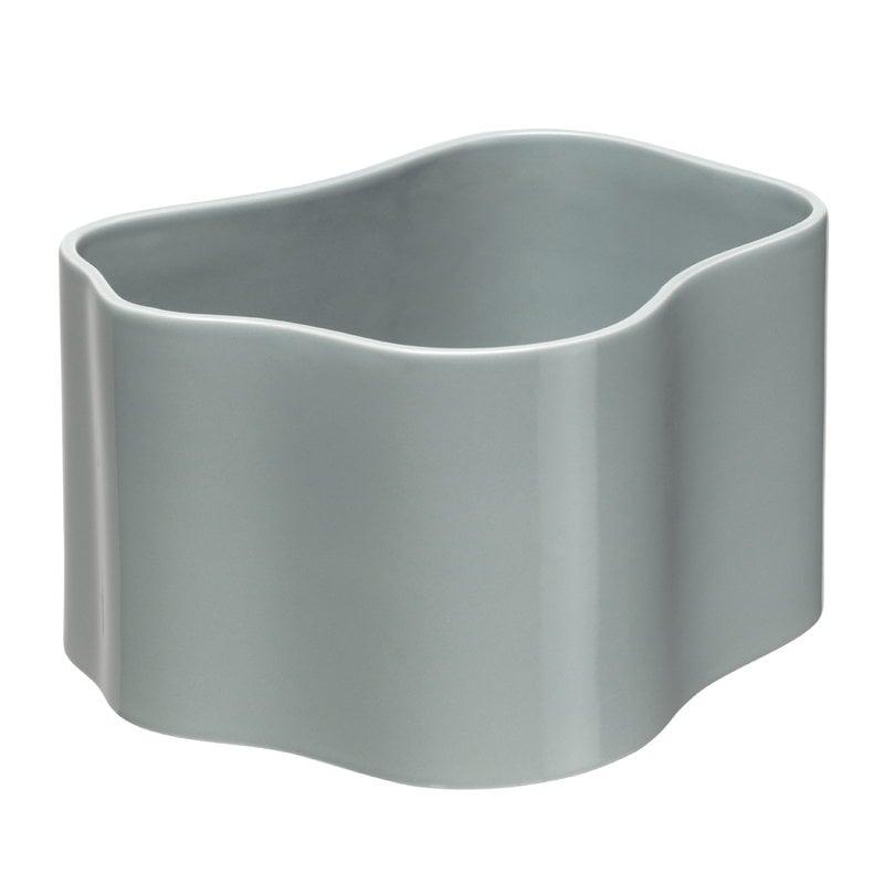 Artek Vaso Riihitie Modello B, medio, grigio chiaro