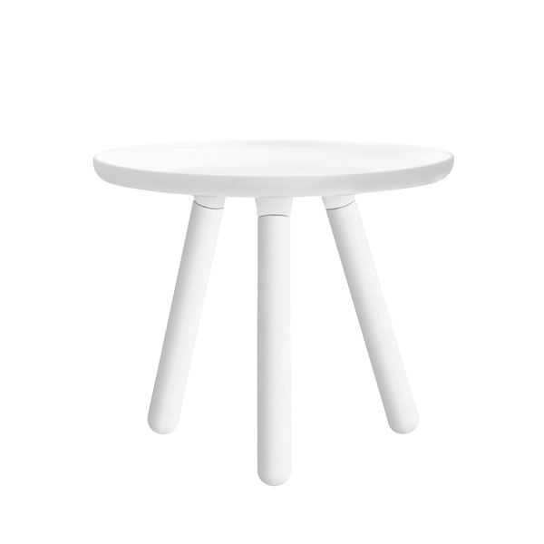 Normann Copenhagen Tablo table small, all white