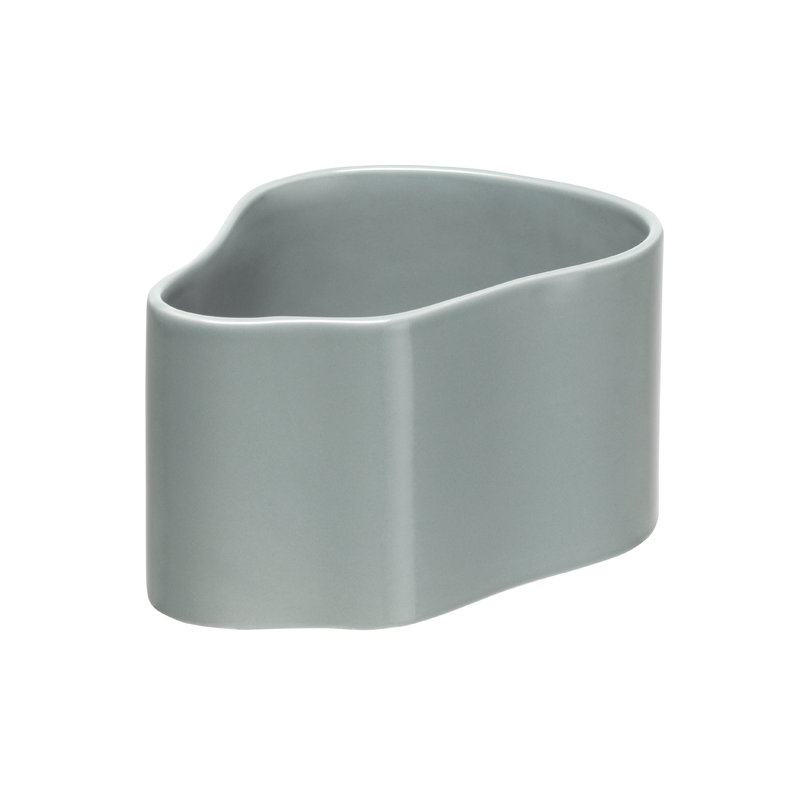Artek Vaso Riihitie Modello A, piccolo, grigio chiaro