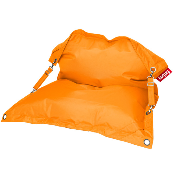 Fatboy Buggle Up bean bag, orange